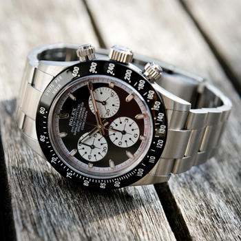 Rolex Daytona 116520 LN002H Label Noir Design